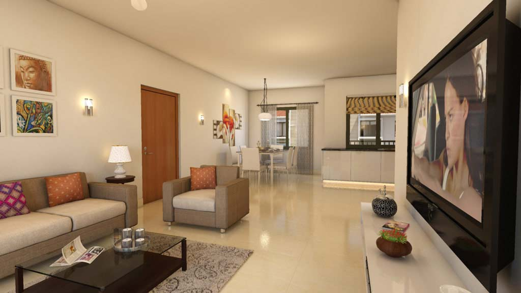 2 bhk flat interior design in india latest top andheri for Interior designs for indian flats