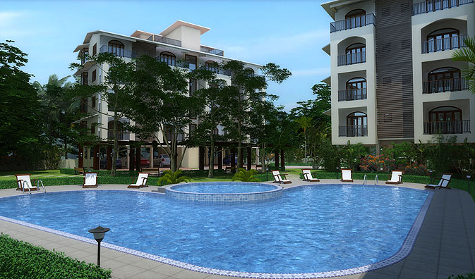 apartments in goa for sale