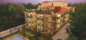 buy 2 bhk apartment in goa