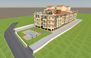 apartments in candolim goa