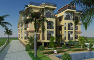 2 bhk apartments in Goa